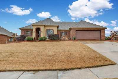 Brandon Single Family Home For Sale: 808 Willow Grande Cir