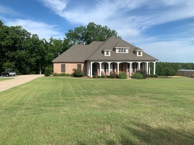 Hinds County Single Family Home For Sale: 105 Meadow Oak Lane