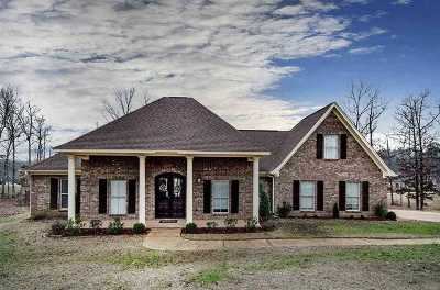 Hinds County Single Family Home For Sale: 4 Pintail Cv