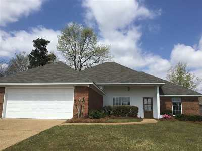Rankin County Single Family Home For Sale: 379 Kings Ridge Cir