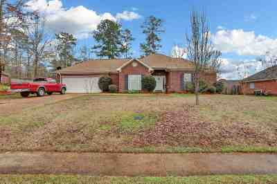 Brandon Single Family Home For Sale: 306 Afton Dr