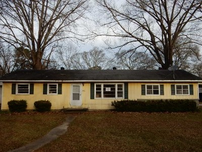 Rankin County Single Family Home Contingent/Pending: 3216 Virginia St