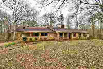 Byram Single Family Home Contingent/Pending: 3454 Timber Creek Dr