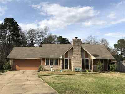 Pearl Single Family Home For Sale: 2702 Sycamore Cv