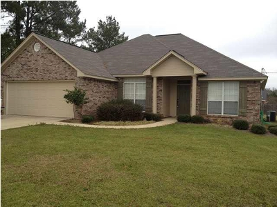 Simpson County Single Family Home Contingent/Pending: 1107 3rd St