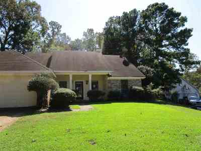 Jackson Single Family Home For Sale: 4424 Lake Vista Dr