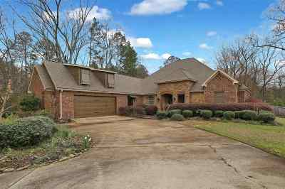 Single Family Home For Sale: 4012 Asbury Trl