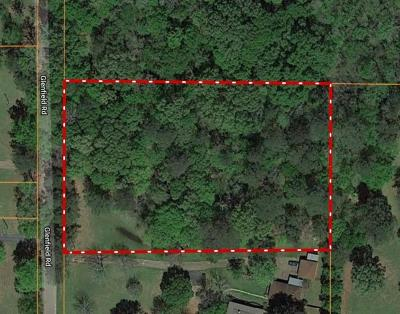 Canton Residential Lots & Land Contingent/Pending: Lot 1 Glenfield Rd