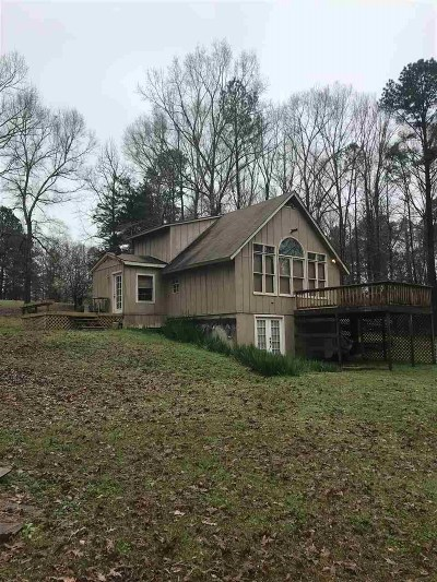 Hinds County Single Family Home Contingent/Pending: 1260 Cassie Ln