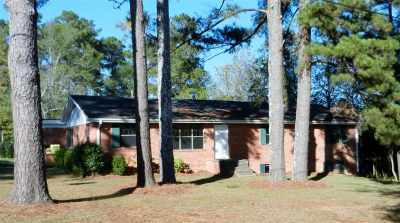 Neshoba County Single Family Home For Sale: 1126 E Myrtle St