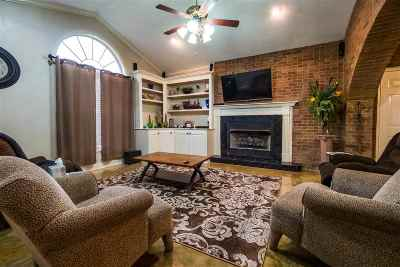 Hinds County Single Family Home For Sale: 1235 Misty Ln