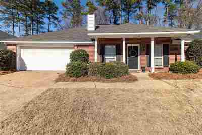 Flowood Single Family Home For Sale: 505 Stockton Cv