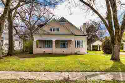Madison County Single Family Home Contingent/Pending: 214 East Fulton St