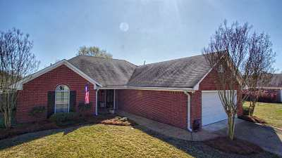 Flowood Single Family Home Contingent/Pending: 110 Evergreen Way