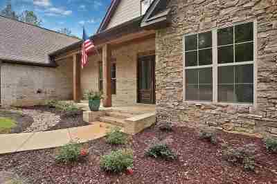 Single Family Home For Sale: 990 Ridgeside Dr