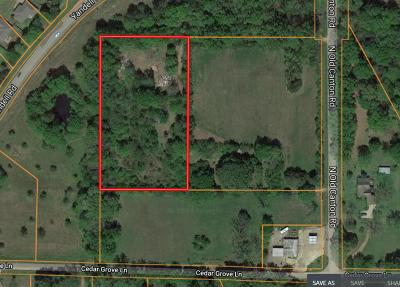 Canton Residential Lots & Land For Sale: 1373 N Old Canton Rd