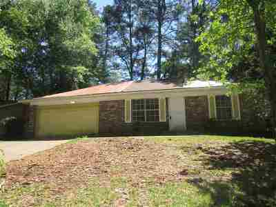 Hinds County Single Family Home For Sale: 1723 Dorgan St