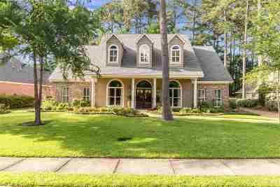 Ridgeland Single Family Home For Sale: 605 Abbots Ln