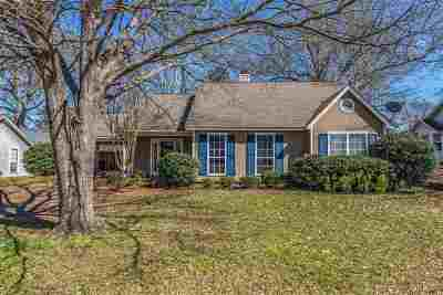 Flowood Single Family Home For Sale: 861 Laurel Dr