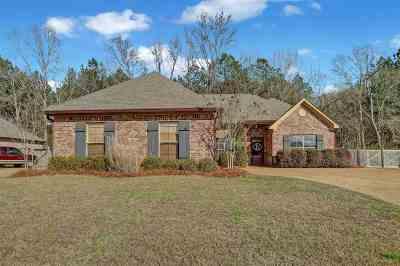 Brandon Single Family Home For Sale: 210 Belle Oak Dr