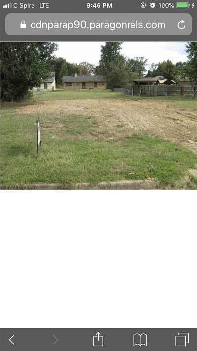 Jackson Residential Lots & Land For Sale: 4283 Cypress Dr