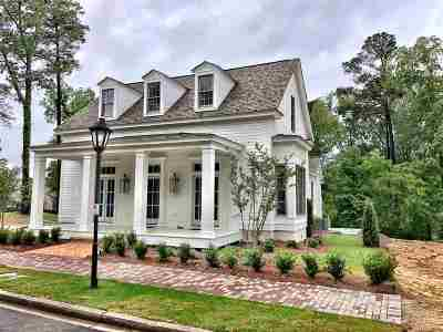 Madison Single Family Home For Sale: 198 North Natchez Dr