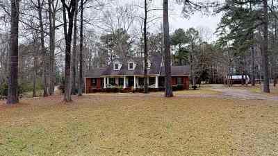 Newton County Single Family Home For Sale: 4162 Cedar Grove Rd