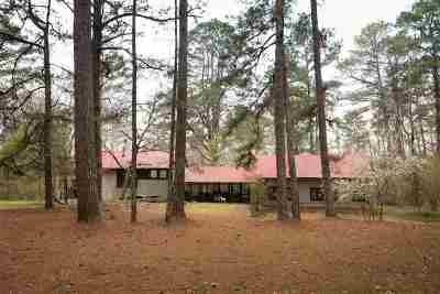 Canton Single Family Home Contingent/Pending: 1075 Davis Crossing Rd