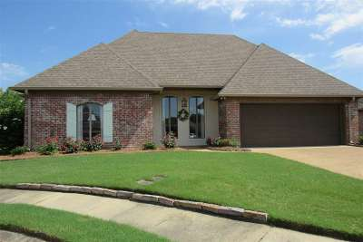 Flowood Single Family Home Contingent/Pending: 177 Tradition Pkwy