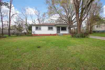 Pearl Single Family Home Contingent/Pending: 2026 Carolyn Ln