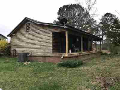 Leake County Single Family Home Contingent/Pending: 3108 Rocky Point Rd