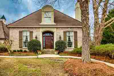 Ridgeland Single Family Home Contingent/Pending: 208 Persimmon Hill