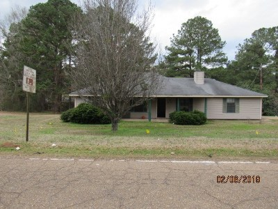 Hinds County Single Family Home For Sale: 4205 Rainey Rd