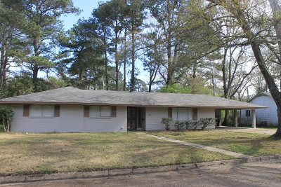 Jackson Single Family Home For Sale: 324 Allstate Dr