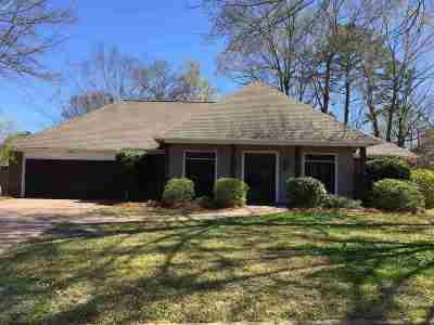 Brandon Single Family Home For Sale: 204 Cherry Dr