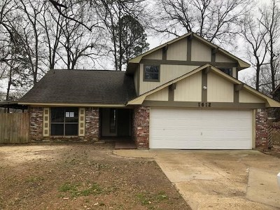 Hinds County Single Family Home For Sale: 1612 Rosemont Dr.