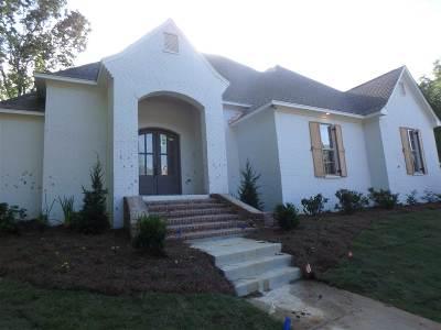 Madison Single Family Home For Sale: 119 Camden Ridge #LOT 237