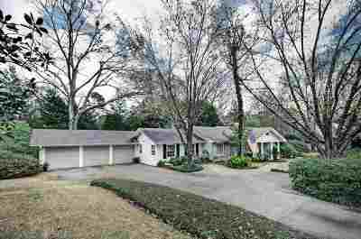 Jackson Single Family Home Contingent/Pending: 2016 Douglass Dr