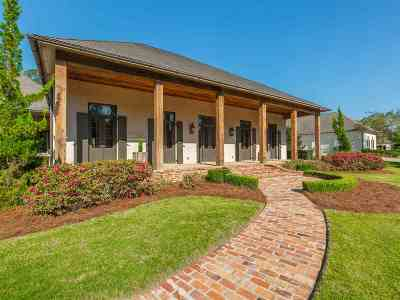 Ridgeland Single Family Home For Sale: 274 Hidden Oaks Dr