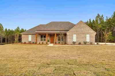 Rankin County Single Family Home For Sale: 766 Clover Ridge Way