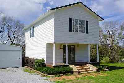 Leake County Single Family Home For Sale: 1911 Mars Hill Rd
