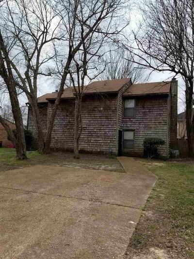 Jackson Multi Family Home For Sale: 2331 River Oaks Blvd
