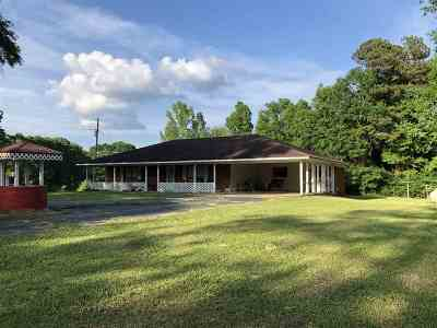 Simpson County Single Family Home For Sale: 346 Dub Lucky St