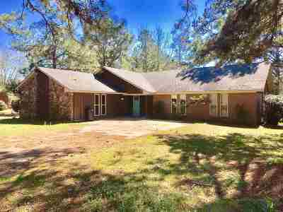 Mize Single Family Home For Sale: 118 Cottonwood Dr