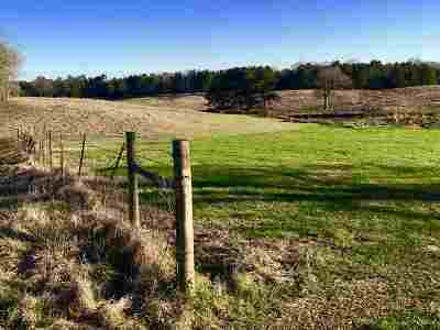 Durant MS Residential Lots & Land For Sale: $1,599,000