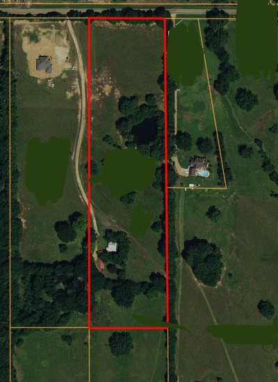 Clinton Residential Lots & Land Contingent/Pending: 8181 Clinton Tinnin Rd
