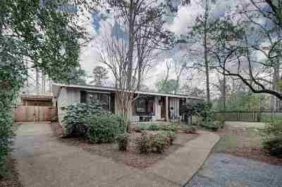 Jackson Single Family Home Contingent/Pending: 4544 Forest Park Dr