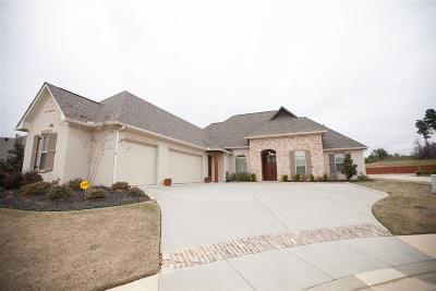 Flowood Single Family Home For Sale: 907 Topaz Ct
