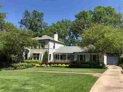 Hinds County Single Family Home Contingent/Pending: 118 Woodland Cir