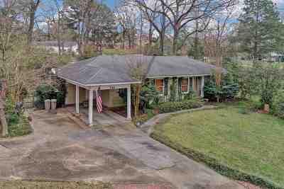 Jackson Single Family Home For Sale: 706 Gardner St